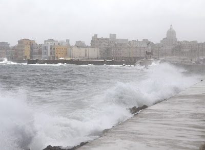 Cuba y el huracan Ike