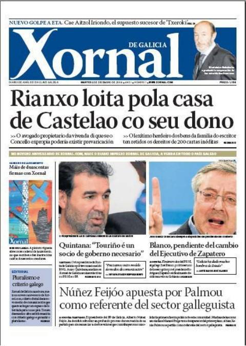 Xornal de Galicia