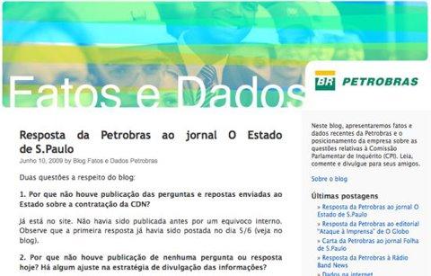 Blog de Petrobas