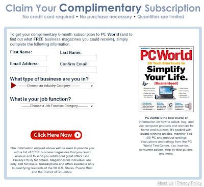magazine PC World