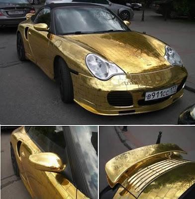 Cosas echas de Oro