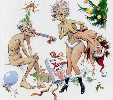 gifs eroticos de navidad: