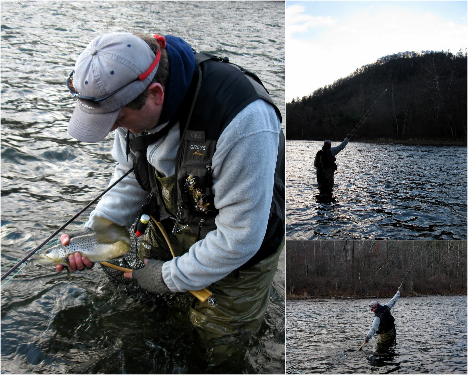 Fly fishing blog sipping emergers november 2010 for Jon b fishing