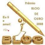 Este blog tiene el premio El blog de oro.