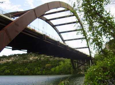 Lake Austin Loop 360 Bridge