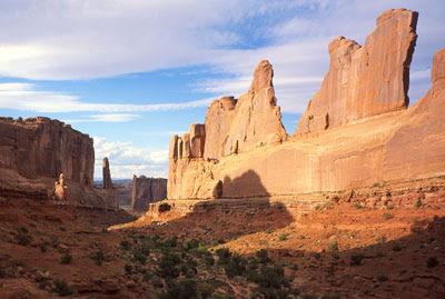 Red Rock Canyonlands in Utah