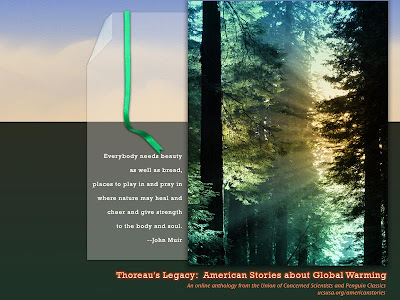 Thoreau's Legacy Desktop Background-Union of Concerned Scientists