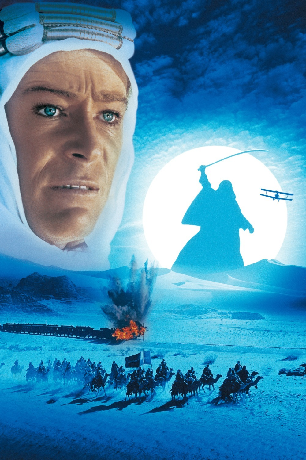 The Movies Database: [Posters] Lawrence of Arabia (1962)