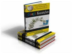 Google Kazançları Kitabıyla kazanan çok !Tıkla kanıtlarıyla birlikte kendi gözlerinle gör!