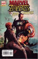 Jim Lee Uncanny X-Men issue zombie-d up