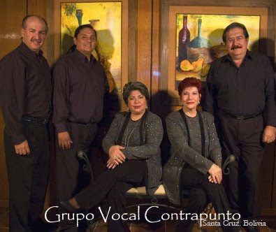 GRUPO VOCAL CONTRAPUNTO