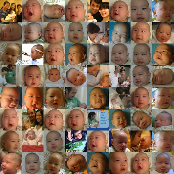 Happy Grandson Lim Xiu Ming