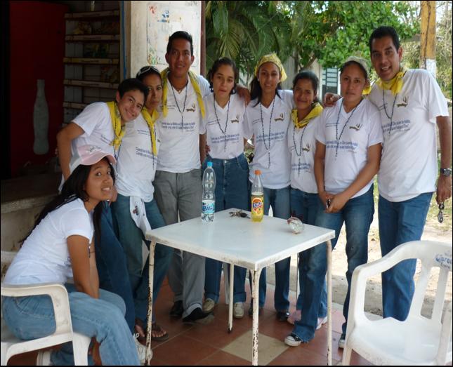 Inicio de la Mision 2010