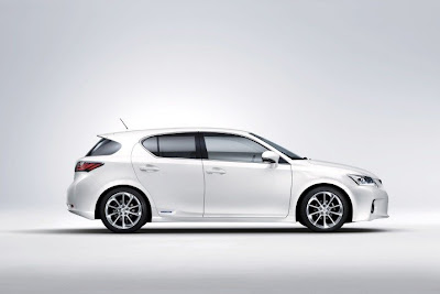 2011 Lexus CT200h Hybrid Hatchback