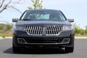 Hybrid Lincoln MKZ