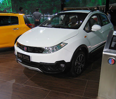 2010 New Geely Models