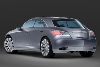 Chrysler Nassau Concept: Luxus-Coupé im Shooting-Brake-Look