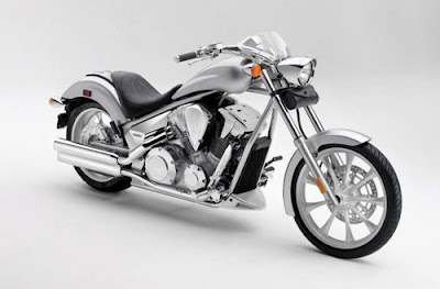new honda chopper bike photo