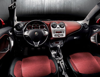 exterior mito interior mito alfa romeo mito garage car. Black Bedroom Furniture Sets. Home Design Ideas