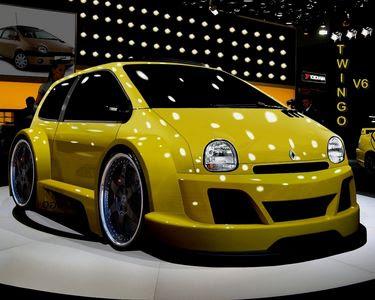Renault Twingo V8 Trophy Lazereth