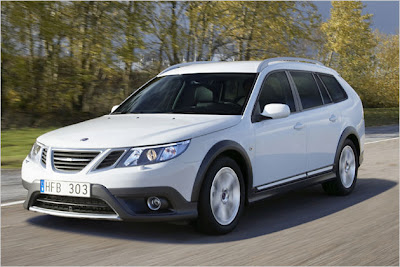 Saab 9-3X 2010