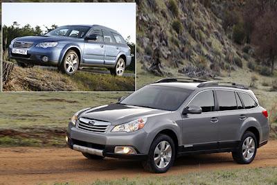 Subaru Outback 2010 details