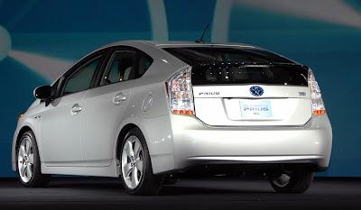 2010 Toyota Prius Brake System