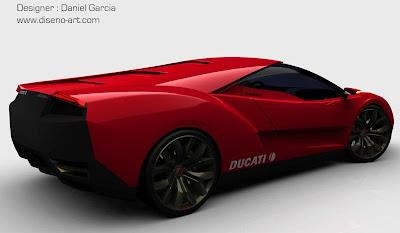 Ducati 6098 R concept pictures