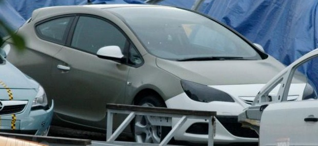 opel astra gtc 2011. 2011 New Opel Astra GTC comes