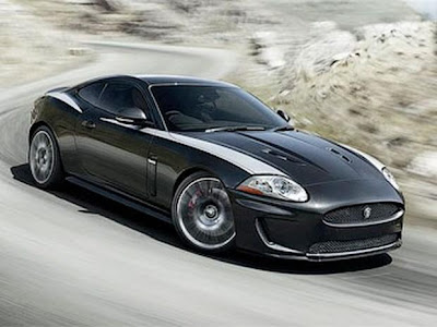 Special Jaguar XKR coupe for 75 years of Jaguar