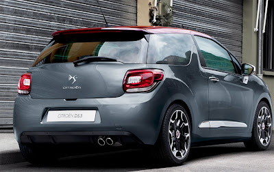 Like the Mini, Citroen DS3 convertible pictures and details