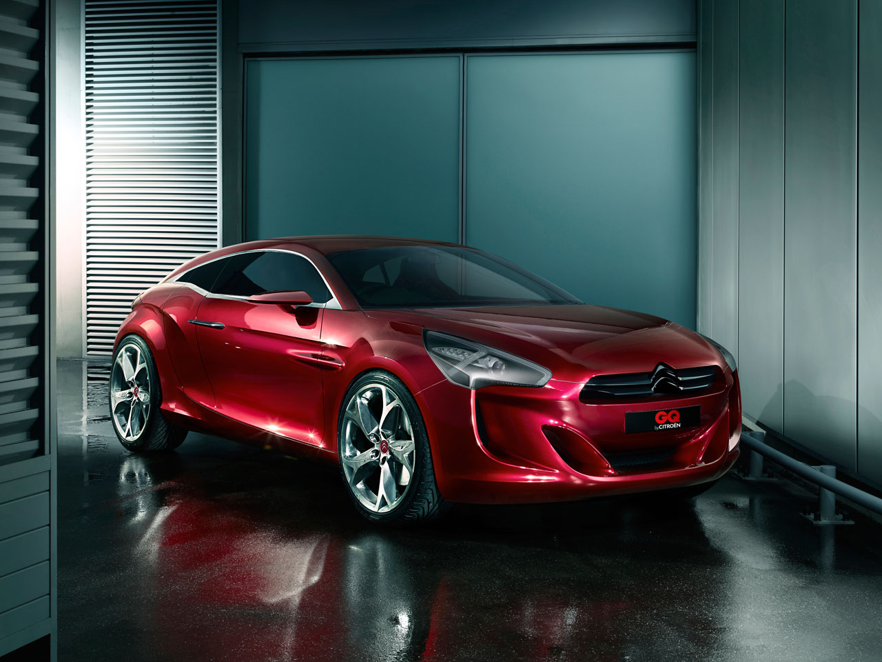 Car News Amp Car Reviews New Citroen Gq Citroen Sport Coupe