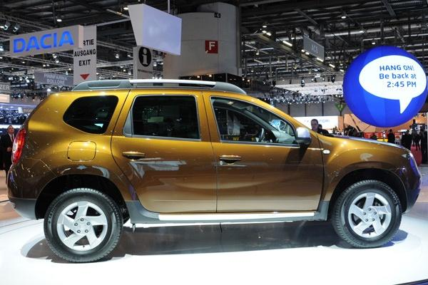 car news car reviews how much is really a dacia duster. Black Bedroom Furniture Sets. Home Design Ideas