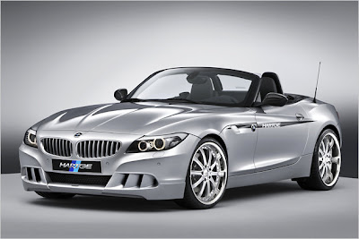 BMW Z4 in hard-tuning More power, more speed and new wheels