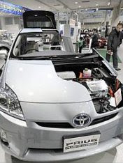 Toyota: artificial engine noise to hybrid cars