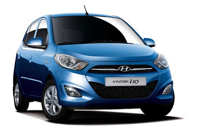 Officieel: 2011 Hyundai i10 Facelift details photos price
