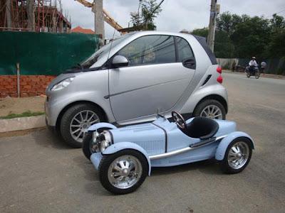Réve d'enfant Bugatti+T35