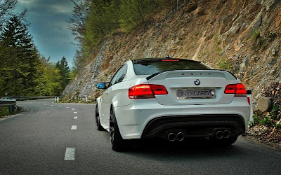 BMW M3 Onyx Concept specializes exclusively in the premium and luxury cars.
