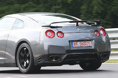 Be luxury version of the Nissan GT-R will be called Egoist.