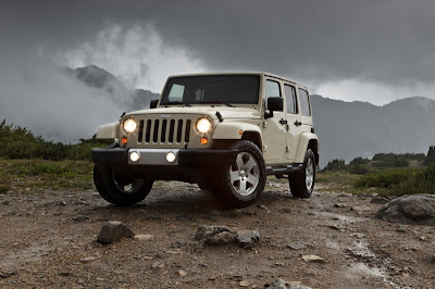 Jeep Wrangler 2011: An engine upgrade unveiled in Paris