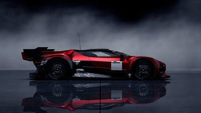 Citroen GT Concept Racing  Gran Turismo 5 frist pictures