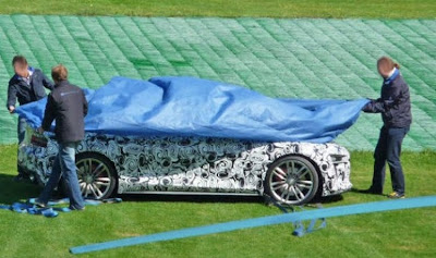 Audi A4 : New spy photos and details