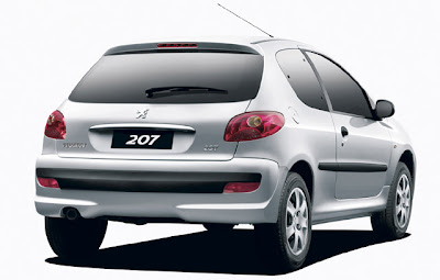 Peugeot 207 X-Line version gets WEB cheapest fare and motor 1.4 Flex 8V