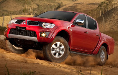 Mitsubishi announced the 2011 line of L200 Triton