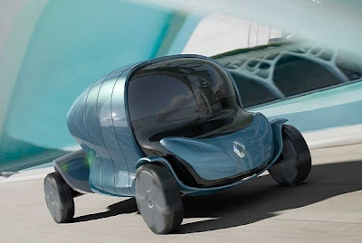 2012 Green Concept Renault Kidma pictures