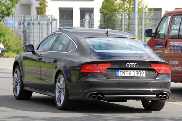 audi 2011 blogspotcom. 2011 2012 Audi S7 : New Sport