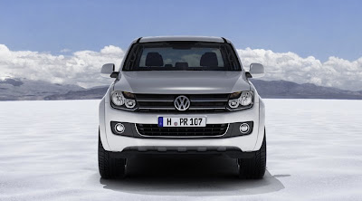New Pickup Volkswagen Amarok has a single-cab new interior pictures