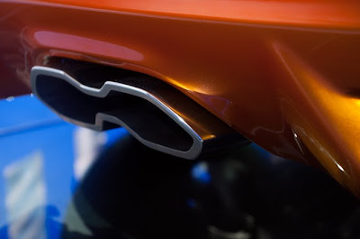 Ford Focus ST first live pictures and details
