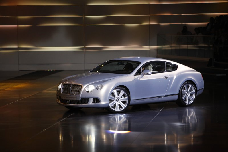 2011 Bentley Continental Gt Interior. 2011 Bentley Continental GT