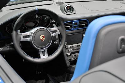 Porsche 911 Speedster presented Live